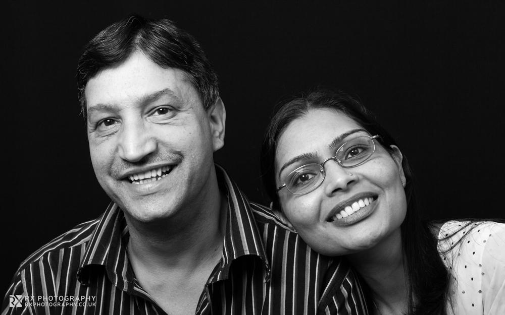 RX Photography family portrait couple